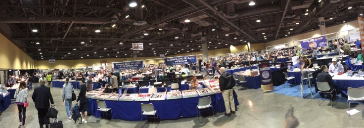Long Beach, CA Coin Show