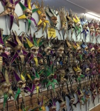 Masks of New Orleans