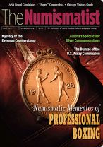 The Numismatist, June 2015