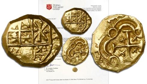 Salvation coin